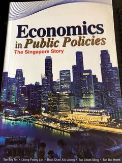 Economics In Public Policies
