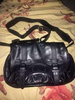 Authentic Vintage Longchamp Buckle Shoulder Bag (US bought)