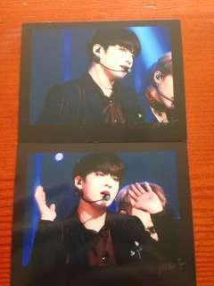Unofficial Jungkook Photocards