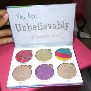 BeautyLovelux Eyeshadow Palette Colorfull
