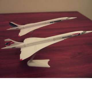 Rare Concorde Airplane Model