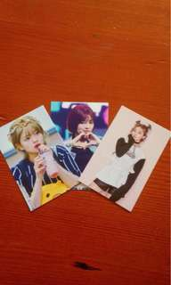 Unoffical Jungyeon TWICE Photocards-PC