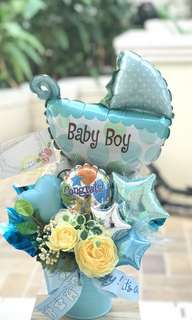 Gift for new born baby boy