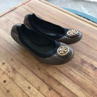 Tory Burch Flats Shoes
