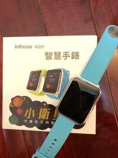 InFocus智慧定位手錶