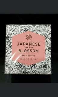 The Body Shop - Japanase Cherry Blossom EDT ( 100 ml )