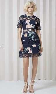Keepsake whispers dress