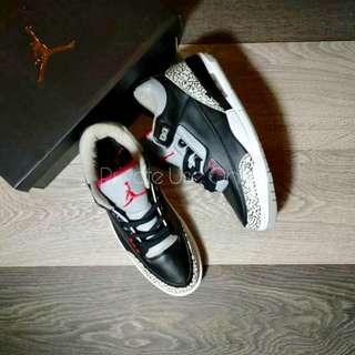 Air Jordan 3 OG Retro Black Cement