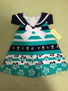Laura Ashley Baby Dress