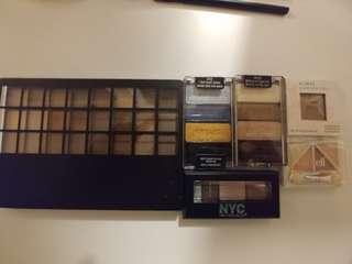 Drugstore Makeup (individually priced)