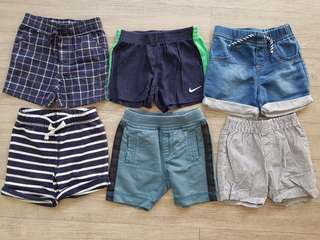 Baby Shorts 12 months