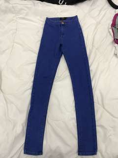Factorie blue jeggings