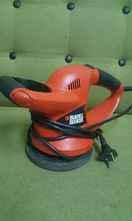 Black & Decker Polish Mashine