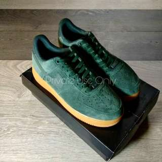 Nike Air Force 1 Low 07' LV8 Suede Outdoor Green Gum