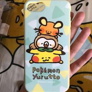 比卡超iphone 7 case 手機殻