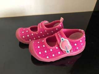 Baby Bubbles Girls Toddler Shoe