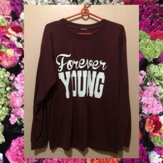 FOREVER YOUNG SWEATER/PULLOVER