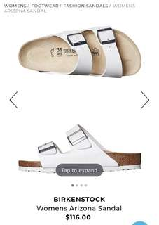🎀 BIRKENSTOCK Arizona Sandal