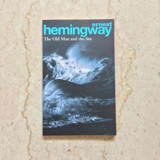 Brand New Book The Old Man And The Sea By Ernest Hemingway