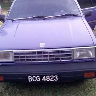 1996 Nissan sunny 1.3 (M)