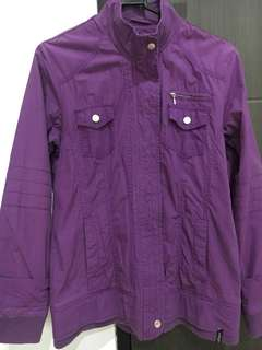 Repriced Purple Jacket Original X-Eight size L