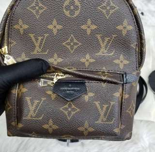 LV PALM SPRING MINI ❌SOLD OUT JAPAN PRELOVED AUTHENTIC ❌ AVAILABLE AUTHENTIC GRADE