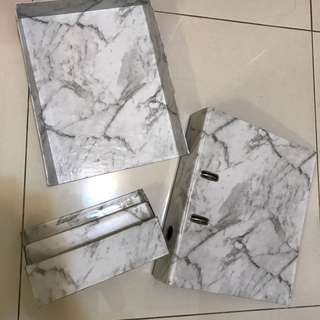 Marble Room Accessories