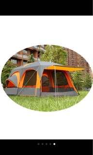 8-10人露營帳篷