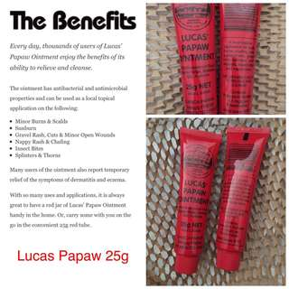 Preorder Lucas Papaw from Australia