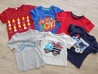 Baby Tshirt 12Months