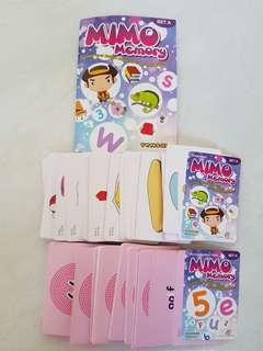 Shichida Mimo Memory Set A