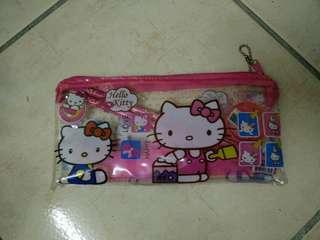 Hello Kitty pencil case