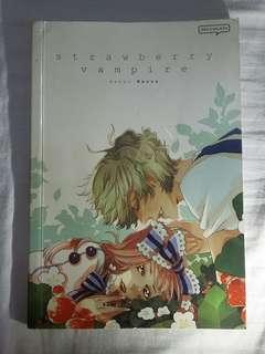 KOMIK B.MALAYSIA [Strawberry Vampire by Kaoru]