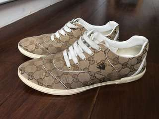 Authentic Gucci Sneakers
