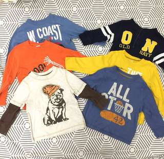 🍁Take all Old Navy sweaters set of 6