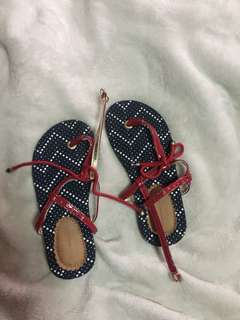 Tommy hilfiger kids sandals