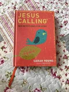 Jesus Calling: 365 Devotions For Kids Hardcover – October 10, 2010
