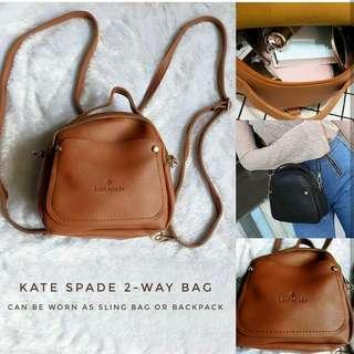 KATE SPADE 2-WAY BAG