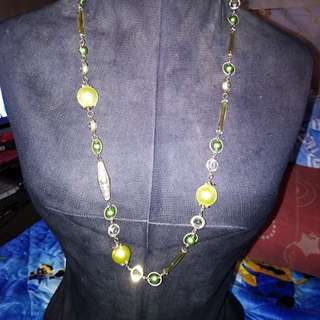 Necklaces & bracelet