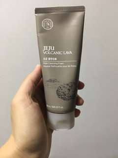 Jeju Volcanic Lava Facial Wash