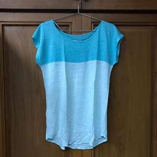 [SUITE BLANCO] Color Block T-Shirt