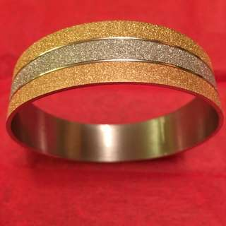 NEW! - Vivah Jewelry Gold and Silver Bracelet