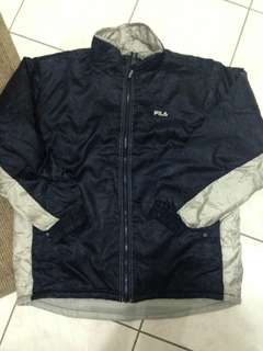 Men's Fila Jacket