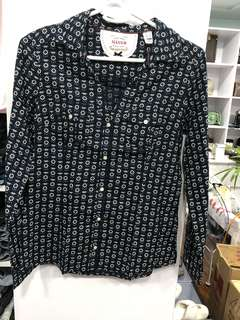 Mango Anchor Long Sleeves - Preloved, Excellent Condition