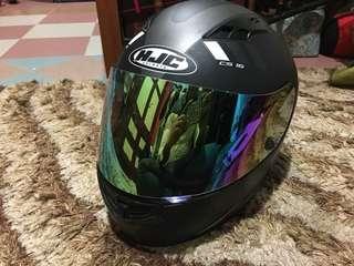 HJC CS-15 Matte Black Fullface Helmet
