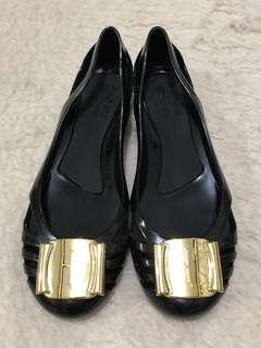 Salvatore Ferragamo Jelly Flat Shoes