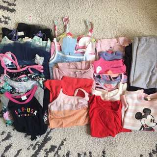 Toddler Girl Clothes