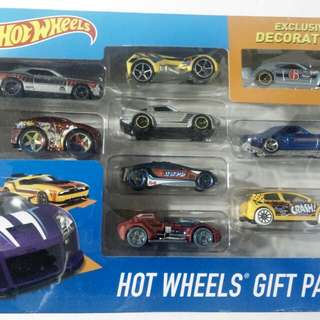 Hot wheel 9 pack
