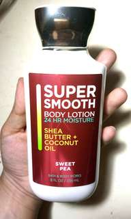 Authentic Bath and Body Works Lotion!