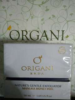 Origani Erda Nature's Gentle Exfoliator Manuka Honey Peel
